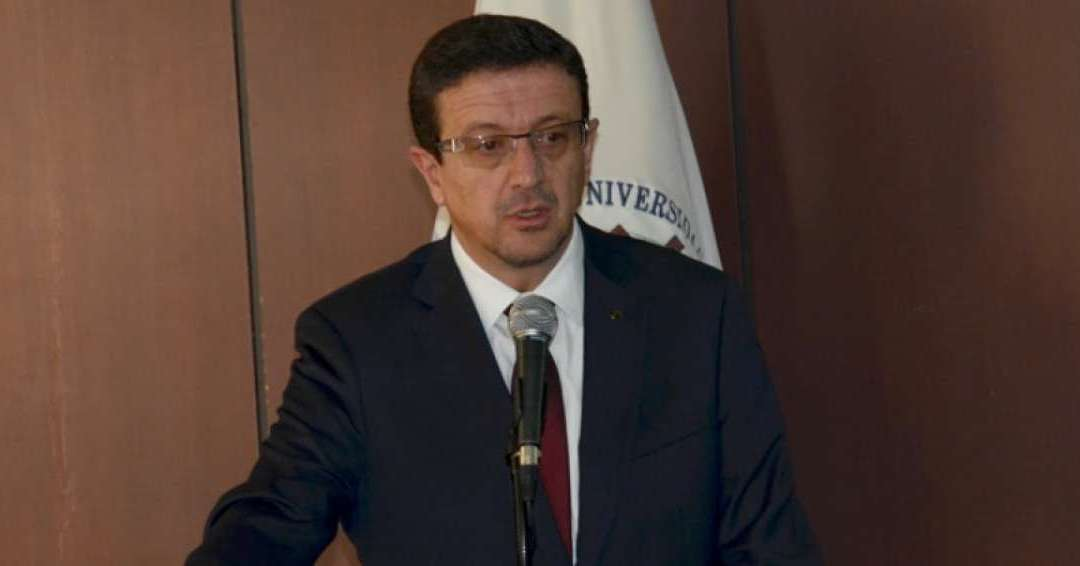 Dr. Íñigo Salvador Crespo, new Attorney General of the State in Ecuador.