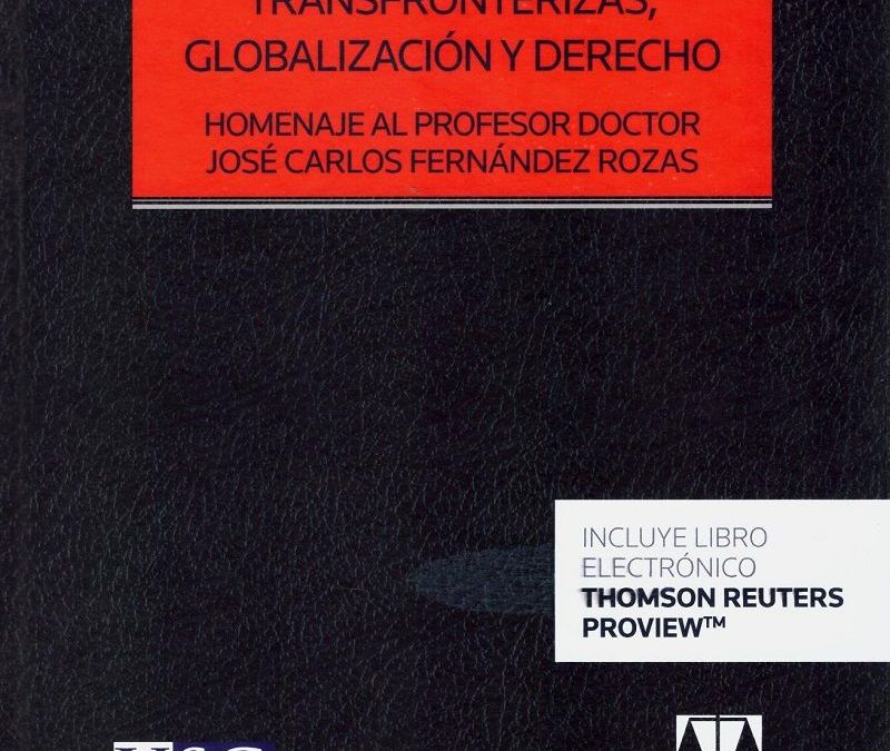 Book in homage to Dr. Fernandez Rozas