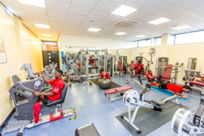 IH Manchester Football academy gym