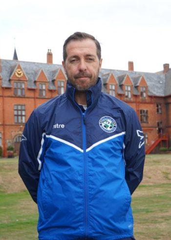 Chris Morrell - IH Manchester Coach