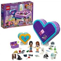 ihocon: LEGO Friends Heart Box Friendship Pack 41359 Building Kit , New 2019 (199 Piece)