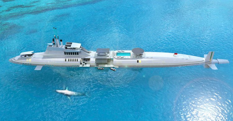 Resultado de imagen para submarinos phoenix 1000