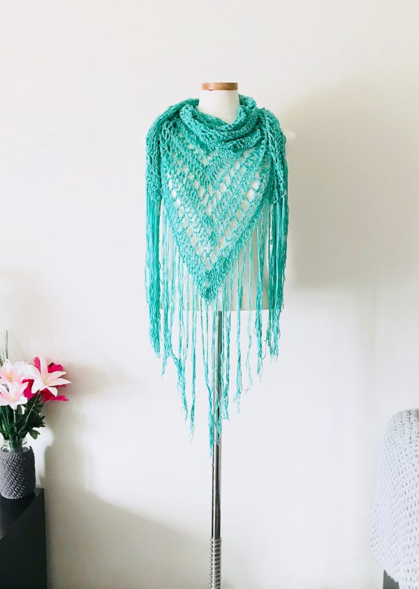 The Toolbar Triangle Tassel Wrap