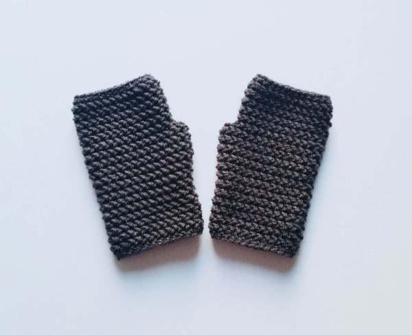Lt Click Fingerless Gloves
