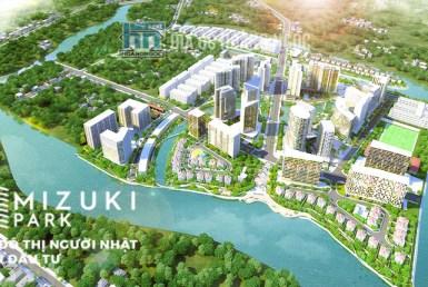 Mizuki Park Binh Chanh