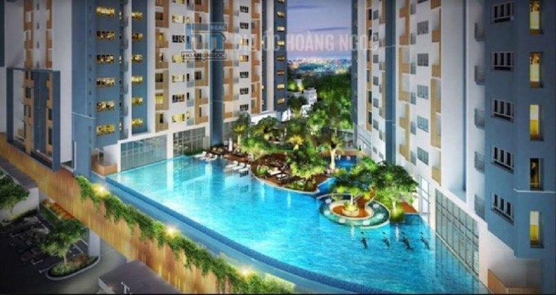 Không gian sống xanh ở dự án căn hộ cao cấp TOPAZ TWINS - Biên Hòa, Đồng Nai 3