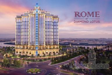 Rome Diamond Lotus - Phuc Khang - Phúc Khang - ihousel - TÌM. XEM. SỐNG. - SEARCH. SEE. LIVE.