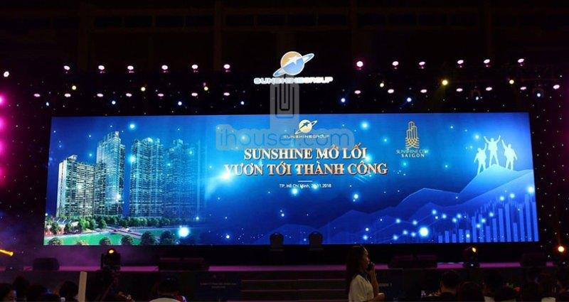 Sunshine City Sài Gòn, dự án đỉnh cao mang dấu ấn chủ đầu tư chịu chơi mới gia nhập Sài Gòn 1