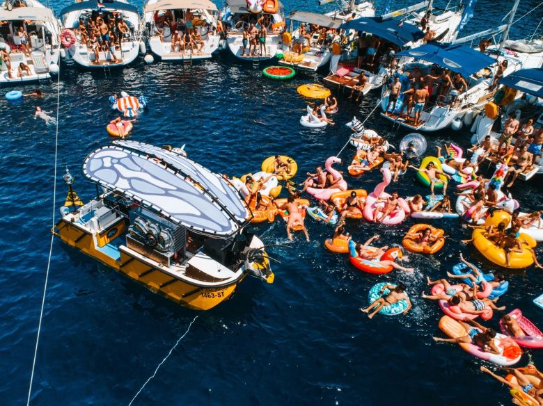 THE YACHT WEEK LAUNCHES 'FLOATING DJ STAGE' PHASE ONE ARTIST LINE UP    IhouseU.com