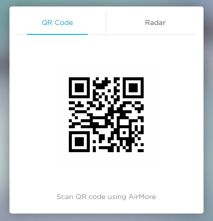 qr code transfer music from ios to android
