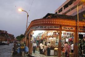 Bapu Bazaar, Jaipur in Rajasthan