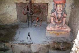Bhartrihari Caves in Ujjain