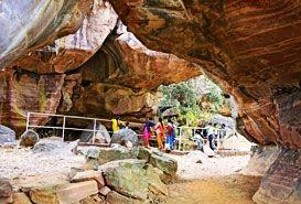 Bhimbetka Rock Shelters, Madhya Pradesh
