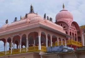 Chamatkar Temple in Rajasthan