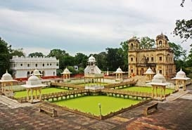 Chhatris of Shivpuri India