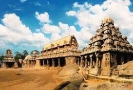 Draupadi Ratha mahabalipuram