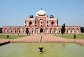 Humayun's Tomb, Delhi India