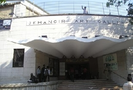 Jahangir Art Gallery in Mumbai