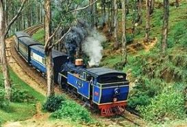 Nilgiri Mountain Railways, Ooty