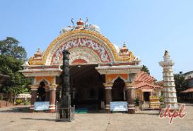 Shri Mahalaxmi at Bandora Goa, India