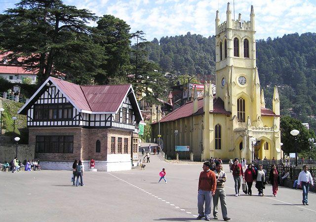 Christ Church Shimla, Himachal Pradesh