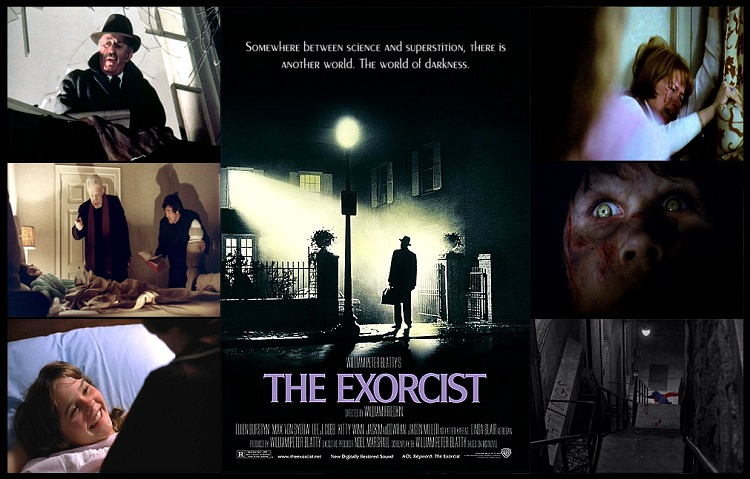 Horror movies - The Exorcist (1973)