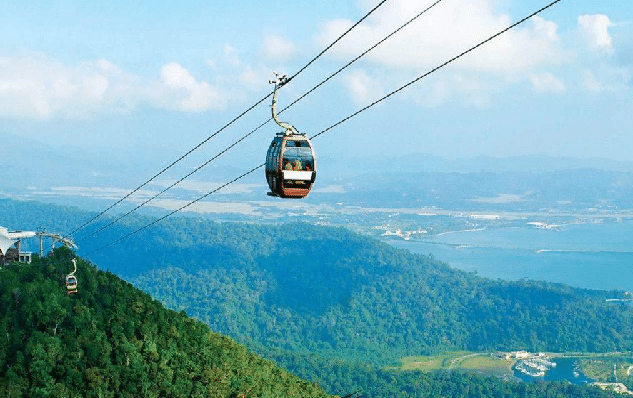 cable car ride mussoorie