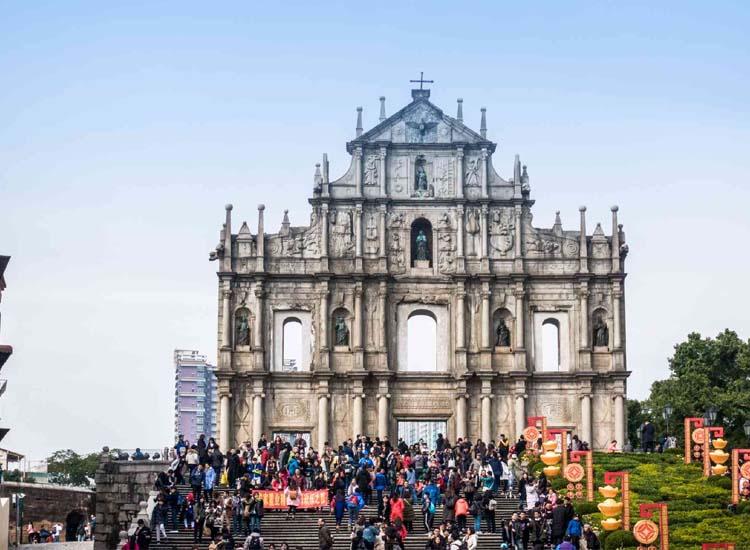 Macau Tour with family