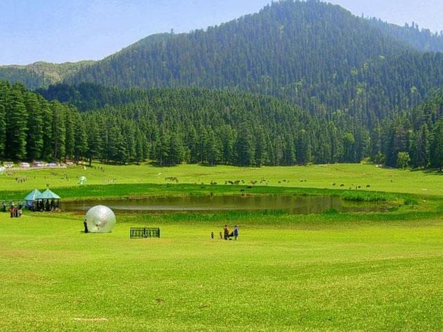 Khajjiar, Himachal