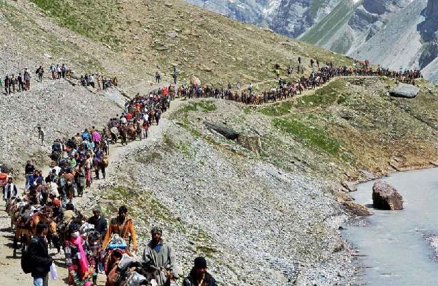 trek Amarnath yatra