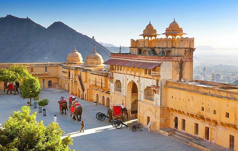 Amber Fort, Jaipur Rajasthan