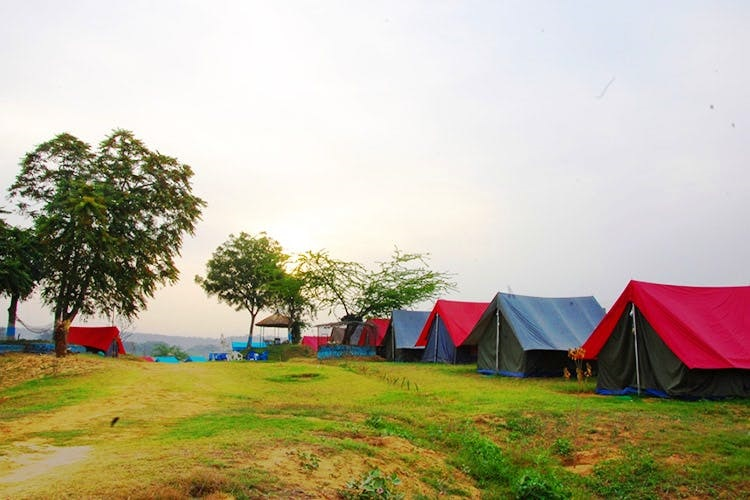 Damdama Lake (60 km from Delhi)