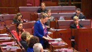 Senator Louise Pratt