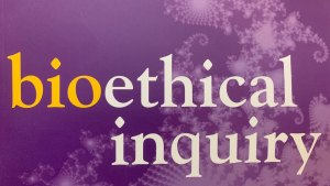 Journal of Bioethical Inquiry logo