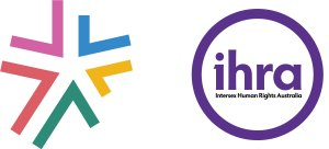 Logos of GATE and IHRA