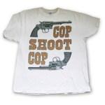 cscgun.T Visuals - Posters / Memorabilia / Merch - Cop Shoot Cop