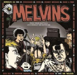 Melvins-Pick-Your-Battles-300x293 New Releases - Melvins - Pick Your Battles (Bifocal Media)