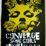 convergeposter Converge - Fall Tour + Posters