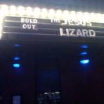 boston Concert Review - Jesus Lizard - 11.14.09 at Paradise Rock Club (with Animal Hospital)