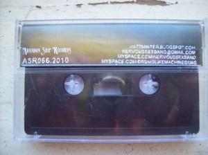 Back-300x224 Review - Nervous Sex / Drums Like Machine Guns Split (Abandon Ship, 2010)