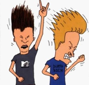 beavis_and_butthead1-300x288 40 Nights of Rock and Roll