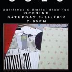 DIYGallery Events - David Yow Gallery Debut