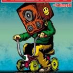 Helmet-Totimoshi-Tour-Poster On Tour + Posters - Helmet