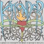 Komondor-A-Giant-Is-Coming Review Vault - Tin Pan Alley, Kausal, Komondor