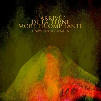 Gnaw-Their-Tongues-Larrivee New Releases - Gnaw Their Tongues - L'Arrivee De La Terne Mort Triomphant (Crucial Blast)
