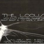 The-Locust-Poster-2 Three One G / 31G Photo Archives - Bands + Posters