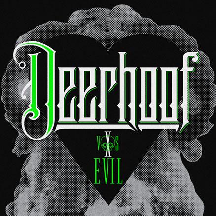 Deerhoof-Deerhoof-Vs.-Evil Upcoming Releases - Deerhoof - Deerhoof Vs. Evil (Polyvinyl / Joyful Noise)