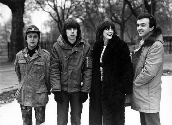 Throbbing-Gristle Throbbing Gristle - Selected Discography