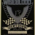 Wiseblood-promo-sitcker Album Highlight - Wiseblood - Dirtdish (1987)
