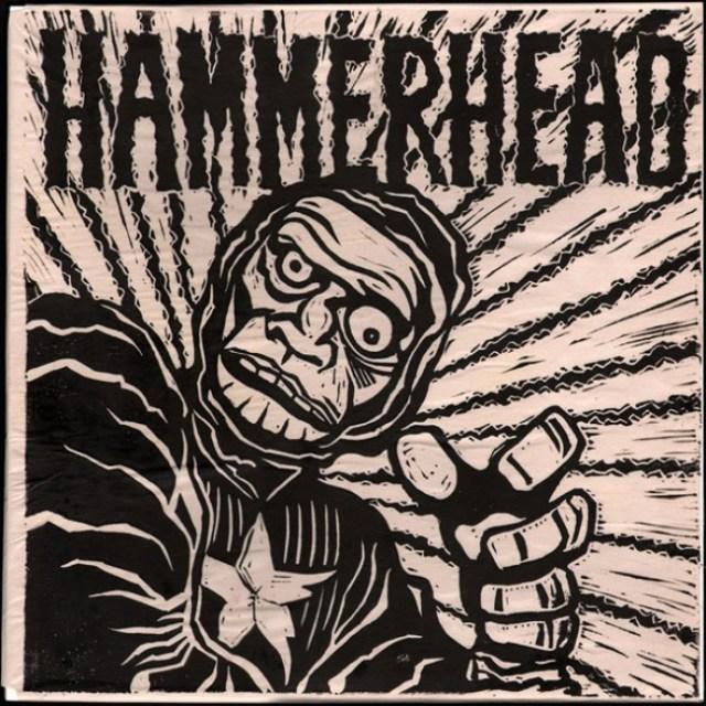 Hammerhead--Anarcho-Terrorist-Retard-Exhibit New Stuff From AmRep – Melvins Box Set, Hammerhead Exhibit, Posters & More!